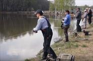 Соревнование по ловле форели за КУБОК компании РУССКАЯ БЛЕСНА 2016