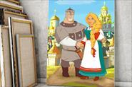 Картины в стилевых жанрах