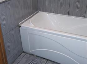 Затирка швов и герметизация шва между ванной и плиткой!