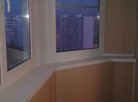 отделка балконв
