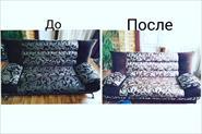 Выездная химчистка мягкой мебели Уфа