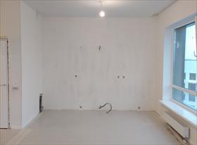 Шпаклëвка стен под покраску и покраска