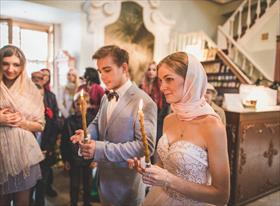 Венчание Анны и Ильи