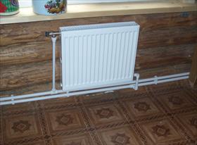 Отопление, водоснабжение, водоотведение 2х эт. дом, отопление, замена газовой варочной панели
