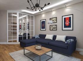 Дизайн квартиры № 2