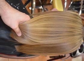 Лечение и восстановление волос .