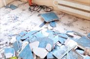 косметический ремонт кухни и коридора.