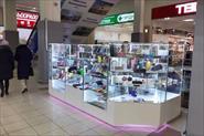 Установка и подключение светодиодной ленты на торговом оборудовании