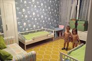 Экспресс дизайн детской комнаты.