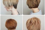 Стрижка на короткую длину волос