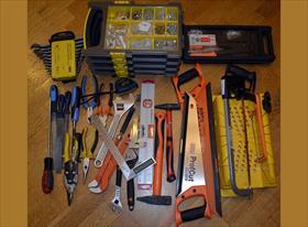 Небольшая часть моих инструментов