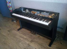 Ремонт электронного пианино Yamaha