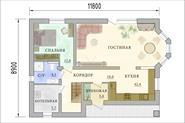 Квартиры (обмеры, дизайн интерьеров)