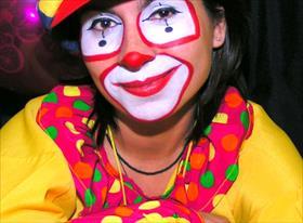 Клоун Муха