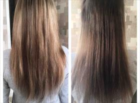 Наращивание волос2