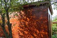 Небольшой домик с измененной планировкой в Подмосковье.