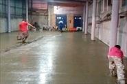 Стяжки..Топпинговые бетонные полы..Полимерные покрытия..