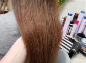 Кертиновое выпрямление и ботокс для волос