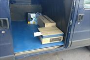 Перевозки грузов в коробках, доставки интернет магазинов.