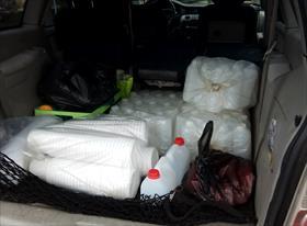 Перевозка пластиковой тары