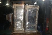 Перевозка хрупких грузов в ящиках