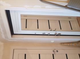 Оформление разбитого дверного проёма после установки входной двери