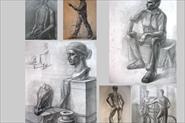 Рисунок, живопись, проектная графика