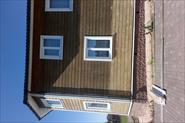 Шлифовка и покраска дома