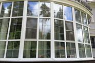 Отмыть стекло веранды после ремонта