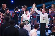 Шоу профессионального бокса Fight For The Future