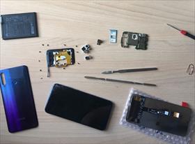 Замена дисплея на Huawei Honor 10i