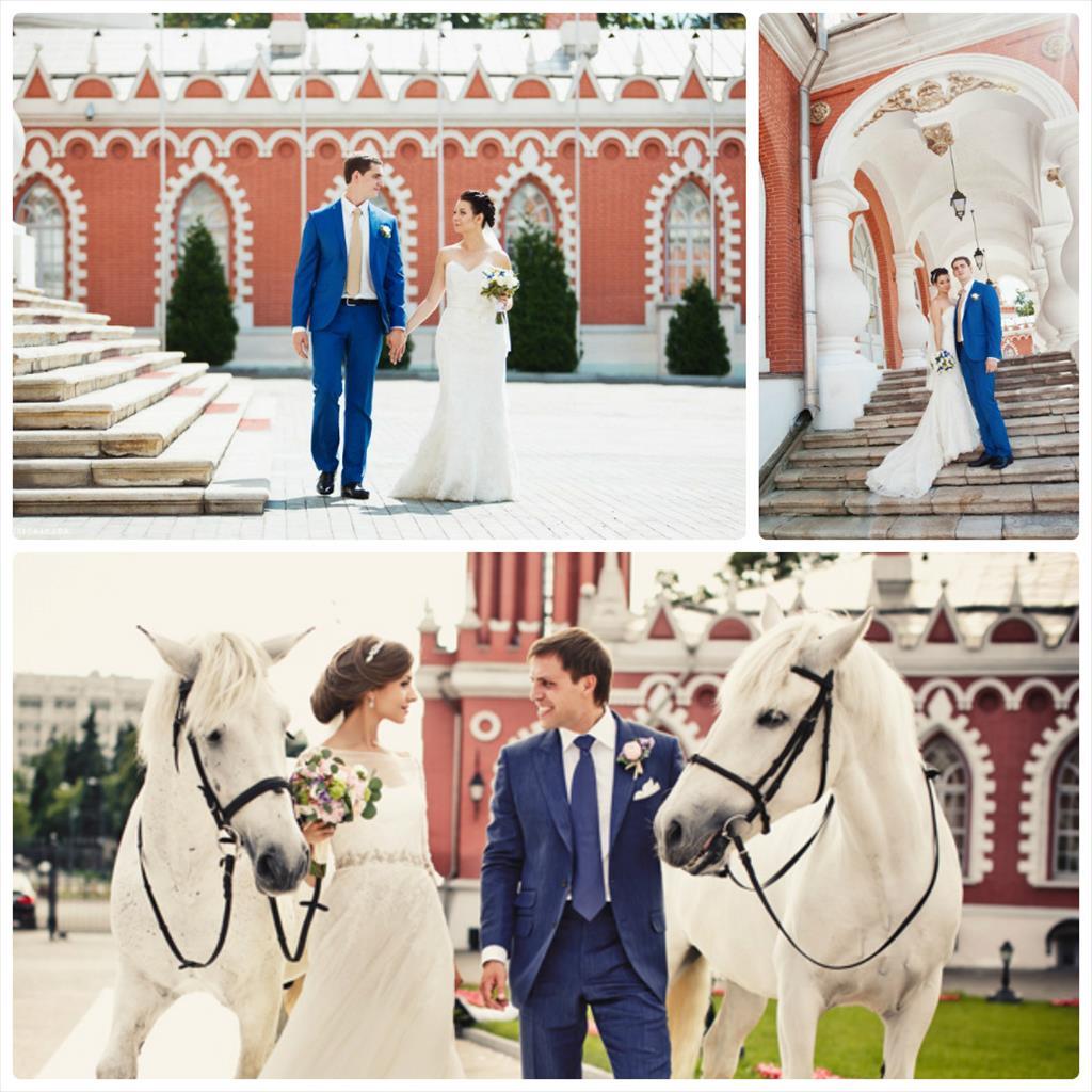 закрытые места для свадебной фотосессии в москве
