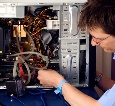 Отремонтировать блок питания компьютера своими руками