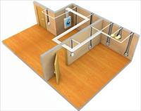 Как заменить проводку в панельном доме?