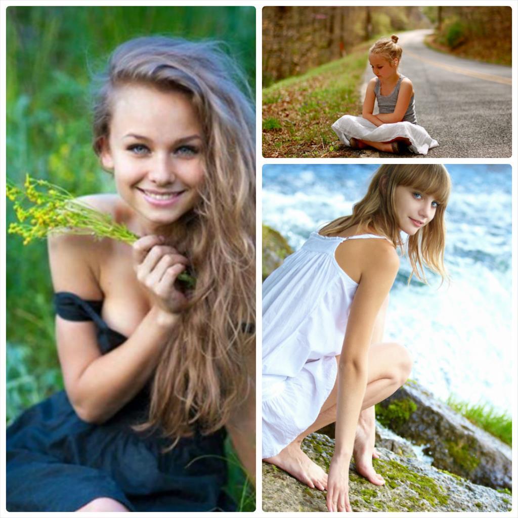 фотосессии подростков девочек